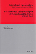 Cover of Principles of European Law Volume 7: Non-Contractual Liability Arising out of Damage Caused to Another