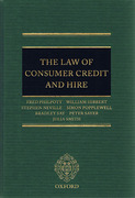 Cover of The Law of Consumer Credit and Hire