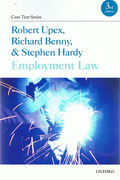 Cover of Core Text: Employment Law