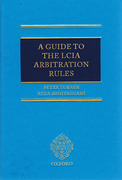 Cover of A Guide to the LCIA Arbitration Rules