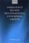 Cover of Insolvency Within Multinational Enterprise Groups