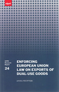 Cover of Enforcing European Union Law on Exports of Dual-use Goods