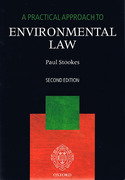 Cover of A Practical Approach to Environmental Law