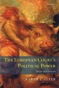 Cover of The European Court's Political Power: Selected Essays