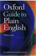 Cover of Oxford Guide to Plain English