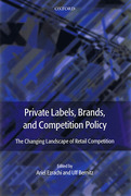 Cover of Private Labels, Branded Goods and Competition Policy: The Changing Landscape of Retail Competition