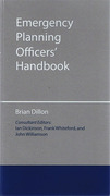 Cover of Emergency Planning Officers' Handbook