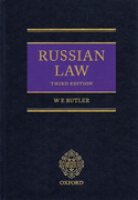 Cover of Russian Law