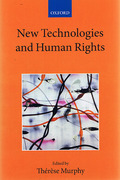 Cover of New Technologies and Human Rights