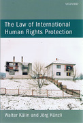 Cover of Law of International Human Rights Protection