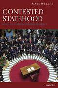 Cover of Contested Statehood: Kosovo's Struggle for Independence