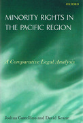 Cover of Minority Rights in the Pacific Region: A Comparative Legal Analysis