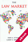 Cover of The Law Market (eBook)