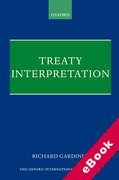 Cover of Treaty Interpretation (eBook)