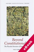 Cover of Beyond Constitutionalism: The Pluralist Structure of Postnational Law (eBook)