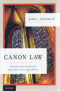 Cover of Canon Law: A Comparative Study with Anglo-American Legal Theory