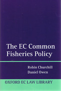 Cover of EC Common Fisheries Policy