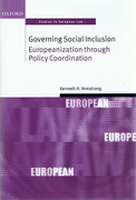 Cover of Governing Social Inclusion: Law and Politics of EU Coordination