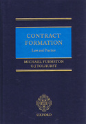 Cover of Contract Formation: Law and Practice