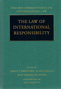 Cover of The Law of International Responsibility