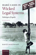 Cover of Hard Cases in Wicked Legal Systems: Pathologies of Legality
