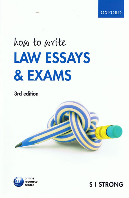 sons the world s legal bookshop search results for  how to write law essays exams 3rd ed