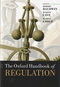 Cover of The Oxford Handbook of Regulation