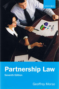 Cover of Partnership Law