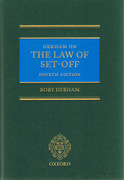 Cover of The Law of Set-Off