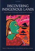 Cover of Discovering Indigenous Lands: The Doctrine of Discovery in the English Colonies