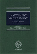 Cover of Investment Management Law and Practice
