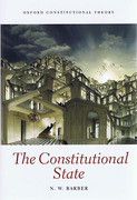 Cover of The Constitutional State