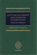 Cover of Letters of Credit and Demand Guarantees: Defences to Payment