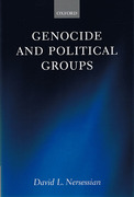 Cover of Genocide and Political Groups