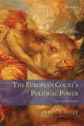 Cover of European Court's Political Power: Selected Essays