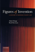 Cover of Figures of Invention: A History of Modern Patent Law