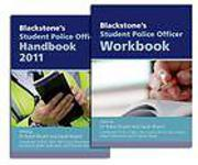 Cover of Blackstone's Student Police Officer Handbook Pack 2011