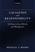Cover of Causation and Responsibility: An Essay in Law, Morals and Metaphysics