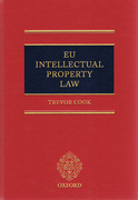 Cover of EU Intellectual Property Law