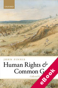 Cover of Human Rights and Common Good: Collected Essays Volume III (eBook)