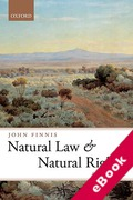Cover of Natural Law and Natural Rights (eBook)