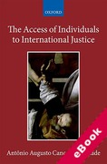 Cover of Access of Individuals to International Justice (eBook)