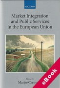 Cover of Market Integration and Public Services in the European Union (eBook)
