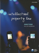 Cover of Intellectual Property Law Directions