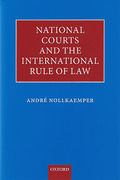 Cover of National Courts and the Rule of International Law