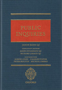 Cover of Public Inquiries