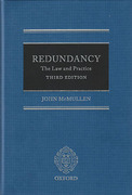 Cover of Redundancy: Law and Practice
