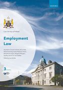 Cover of Law Society of Ireland: Employment Law