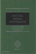 Cover of Digital Media Contracts