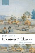 Cover of Intention and Identity: Collected Essays Volume II